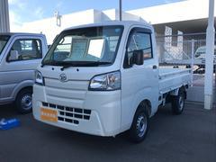 ハイゼットトラックスタンダードSAIIIt 4WD AC 5MT 軽トラック