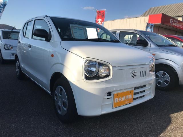 スズキ F 軽自動車 スペリアホワイト AT 保証付 AC 修復歴無