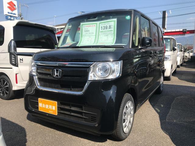 N−BOX(ホンダ) G・Lホンダセンシング 中古車画像