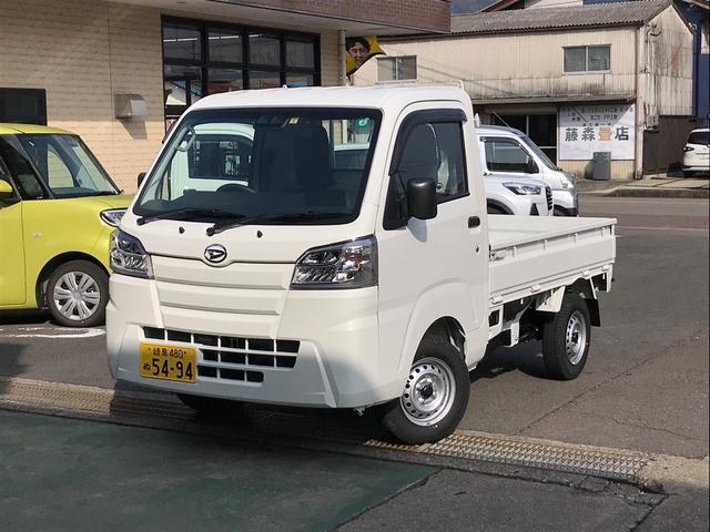 ダイハツ スタンダードSAIIIt 4WD AC MT 軽トラック