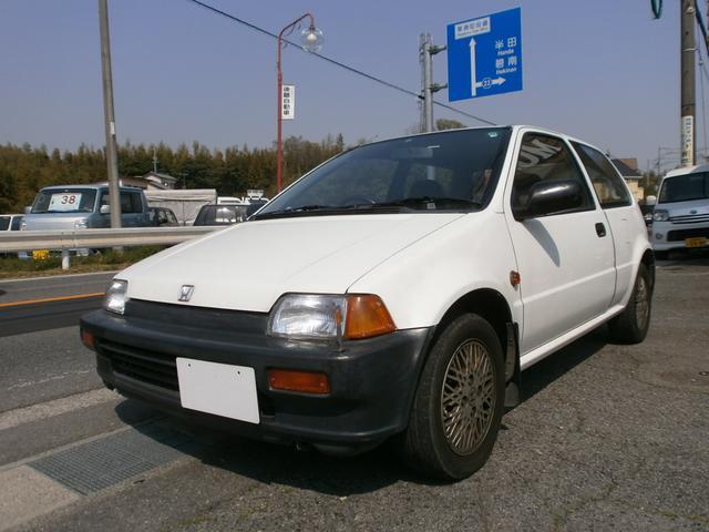ホンダ EE 旧車 5速マニュアル ノーマル車両 点検記録簿有