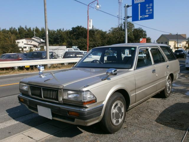 Photo of NISSAN CEDRIC VAN DX / used NISSAN