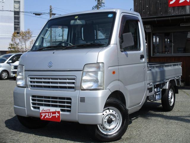スズキ KU エアコン・パワステ 地区限定車