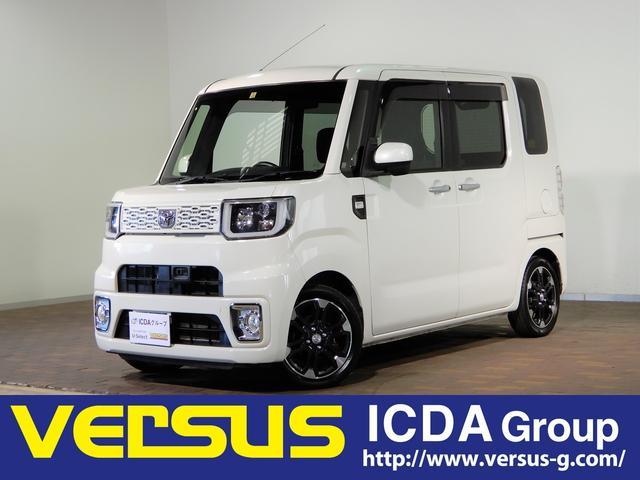 トヨタ G SA /スマートアシスト/ターボ/両側パワースライドドア/インテリキー/LEDオートヘッドライト/純正15インチAW/アイドリングストップ/電動格納ドアミラー