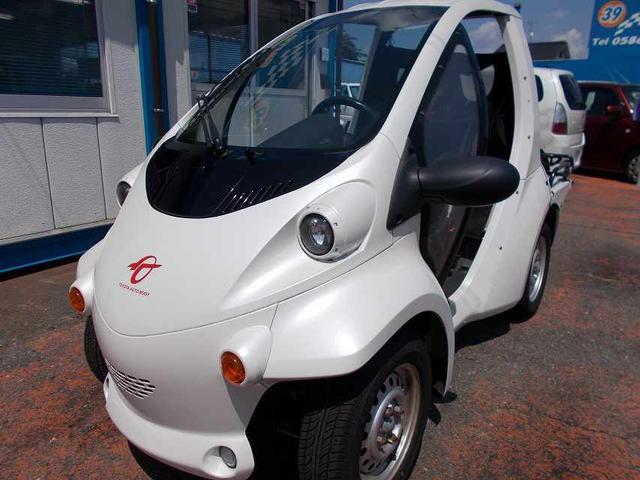 トヨタ コムス 電気自動車