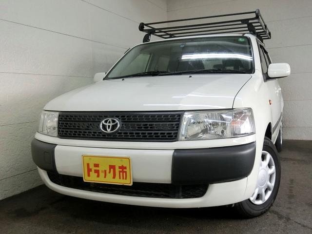 トヨタ F エクストラパッケージ ルーフラック キーレス ETC