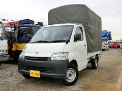 タウンエーストラック平 DX 幌付 3方開 積載800kg AT車 ナビ ETC
