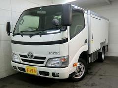 ダイナトラック冷蔵冷凍車 −7℃ スタンバイ 1.5t 5速 全低床 中温