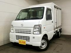 スクラムトラック冷蔵冷凍車 低温 −32℃ 左サイドドア プラスノコ 5速