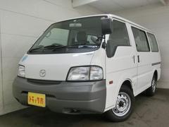 ボンゴバンDX 積載750kg 低床 AT車 ナビ ETC F両席PW