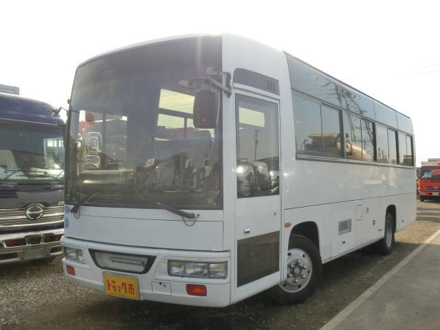 UDトラックス スペースランナー 42人乗り中型バス ハイデッカー エアサス