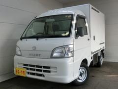 ハイゼットトラックFRP中温冷蔵冷凍車−7℃ サイド扉 AT車 積載350kg