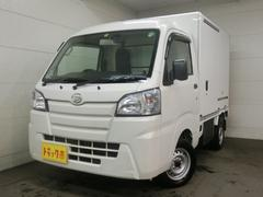 ハイゼットトラック冷蔵冷凍車 −7℃ サイドドア 積載350kg AT 中温