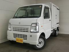 キャリイトラック保冷車 サイドドア 水抜き穴2 AT車 積載350kg