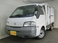 バネットトラック低温冷蔵冷凍車 −30℃ サイドドア 水抜き穴2 5速MT