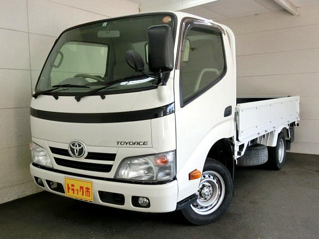 トヨタ 平 1.5t 5速 ガソリン 10尺 SSジャストロー