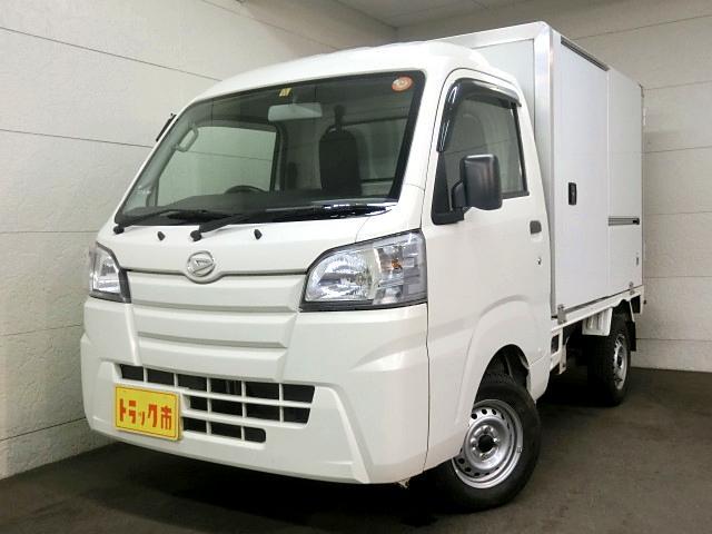 ダイハツ 保冷車 左サイドドア 積載350kg 東洋ブラザー製 5MT