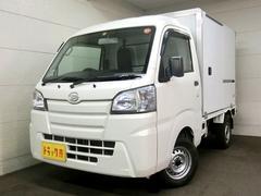 ハイゼットトラック保冷車 左サイドドア 積載350kg 東洋ブラザー製 5MT