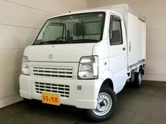 キャリイトラック保冷車 両サイドドア 積載350kg AT車 Bカメラ