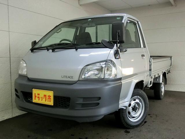トヨタ ロング SジャストローDX 4WD 5MT 3方開 3人乗