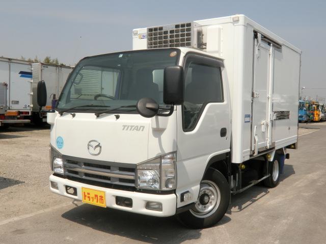 マツダ 冷蔵冷凍車 -5℃ 1.5t AT スタンバイ付 サイド扉