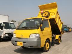 ボンゴトラック深ダンプ 土砂禁 新明和 AT車 積載650kg R観音開き