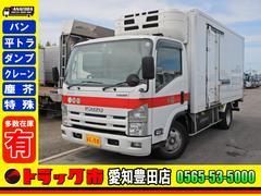 エルフトラック 冷蔵冷凍車 -30℃ 2t 6速 CNG 両サイドドア(いすゞ)