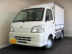 ハイゼットトラック冷凍機付き移動販売車 4WD AT車 清水・排水タンク 2人