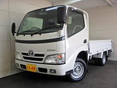 ダイナトラック平 1.25t積み 3方開 ジャストロー ガソリン 5MT