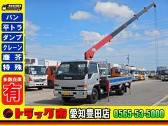 エルフトラック 5段クレーン Rジャッキ ワイド 超ロング 2t積 6速(いすゞ)