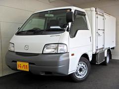 ボンゴトラック冷蔵冷凍車 低温 −22℃ サイドドア スノコ 1t積 5速