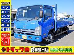 タイタントラック 平 2t 6速 超ロング17尺 ワイド 3方開 パブコ(マツダ)