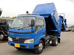 デュトロプレスパッカー車 ダンプ排出 4.8立米 富士車輛 AT車