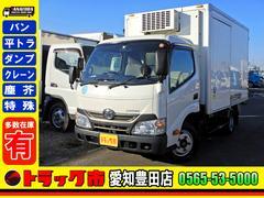 ダイナトラック低温冷蔵冷凍車−22℃ スタンバイ付 サイドドア AT車