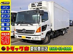 レンジャー中温冷蔵冷凍車−5℃ Pゲート ワイド 6MT Bカメラ