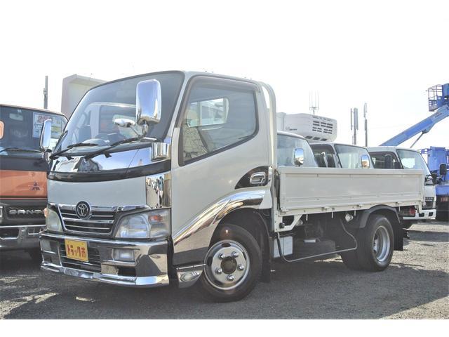 トヨタ 平 10尺 2t フルジャストロー 3方開 5MT DPR付