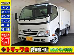 ダイナトラック冷蔵冷凍車−22℃ サイドドア 1.4t積 ラッシングレール