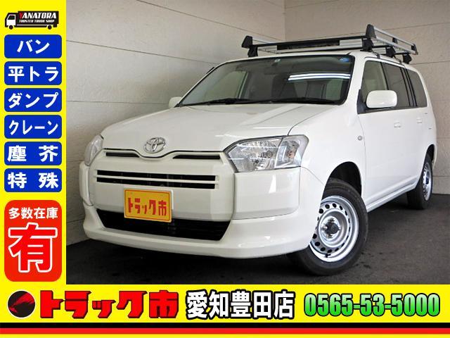 トヨタ サクシード UL-X 4WD ルーフラック ナビTV ETC キーレス