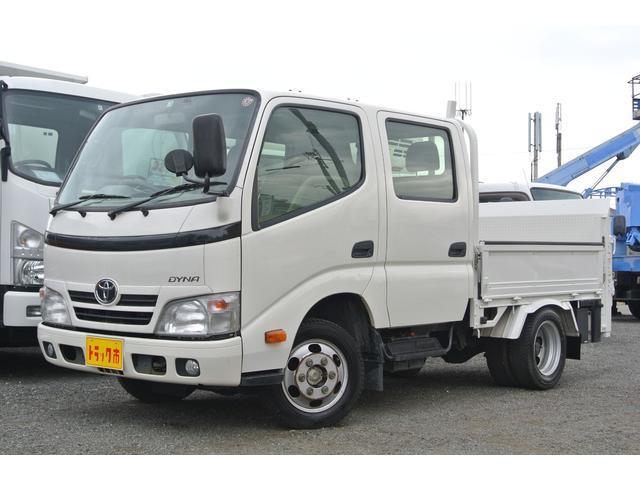 トヨタ Wキャブ 平 Pゲート 積載量1100kg 6人乗  MT
