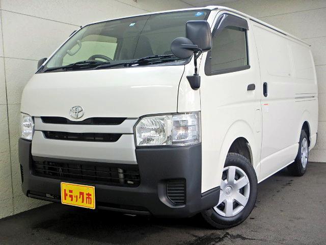 トヨタ 冷蔵冷凍車-7℃ 1t ガソリン車 4ドア 3人 AT車