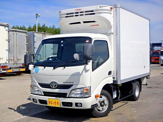 トヨタ トヨエース  冷蔵冷凍車-30℃ スタンバイ付 2t 10尺 サイドドア Bカメラ AT車