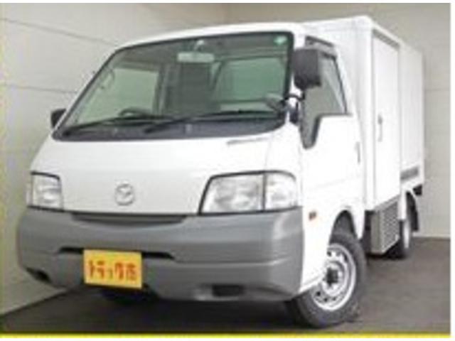 マツダ  低温冷凍車 -22℃ ドラレコ ETC Wエアバック ガソリン 850kg 5MT