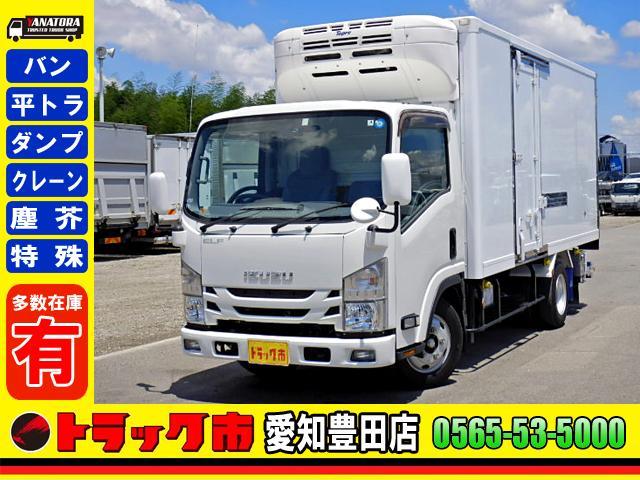 いすゞ エルフトラック  冷蔵冷凍車 -5℃設定 パワーゲート サイドドア スタンバイ 2t 6MT