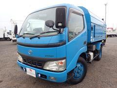 ダイナトラックパッカー車 プレス式 ダンプ排出 4.4立米 2t 5速