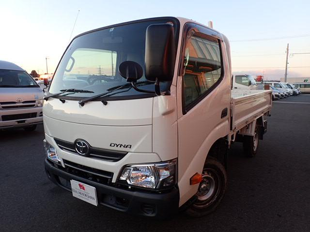 トヨタ 平 1.25t AT 3方開 ガソリン車 キーレス