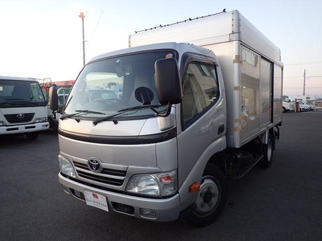 トヨタ ボトルカー 3トン AT ルーフキャリア Bカメラ ターボ付