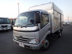 トヨエースボトルカー 3トン AT ルーフキャリア Bカメラ ターボ付