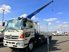 レンジャー増トン 5段クレーン付き ラジコン タダノ 7.2t 6MT