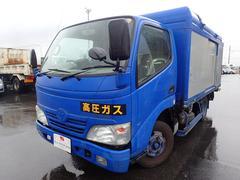 ダイナトラックボトルカー 2トン AT スライド扉 バックカメラ ターボ付