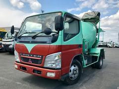 キャンターカヤバ コンクリートミキサー車 3トン 容積2.5立米 MT